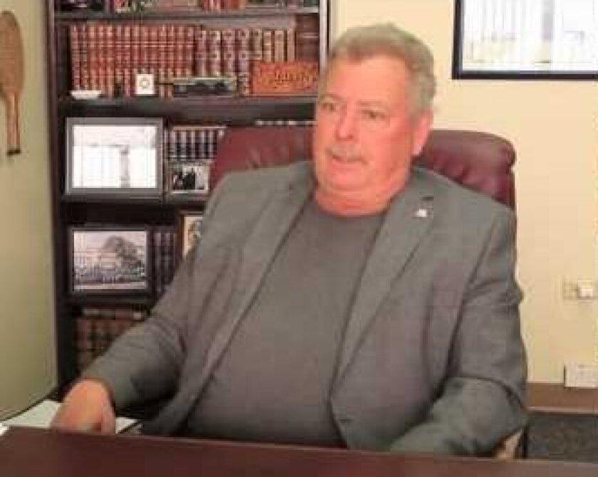 Former La Jolla High Principal Dana Shelburne