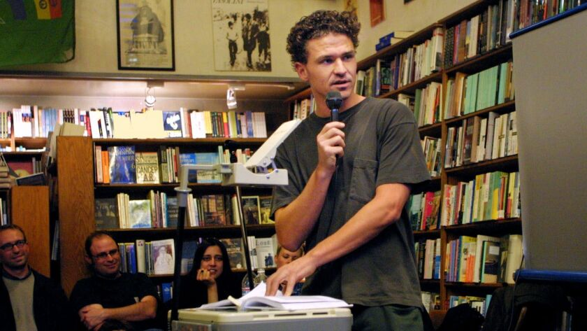 Dave Eggers in 2001.