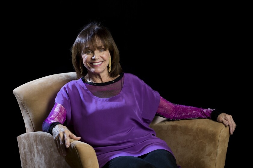 Valerie Harper signs, seals, delivers another role