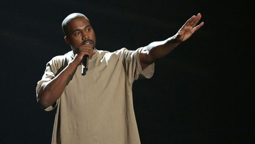 "Kanye West's new album is ""Ye."""