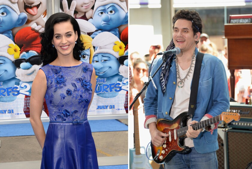 Katy Perry gushes over 'incredible, inspiring' boyfriend ...