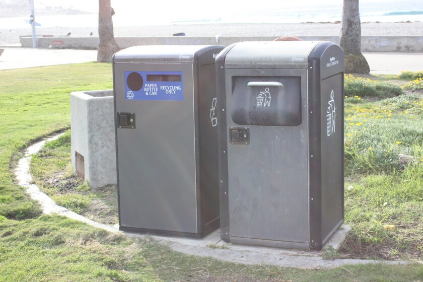 La Jolla Shores Association voted to request additional Big Belly solar powered trash compactors installed on the south side of Kellogg Park.