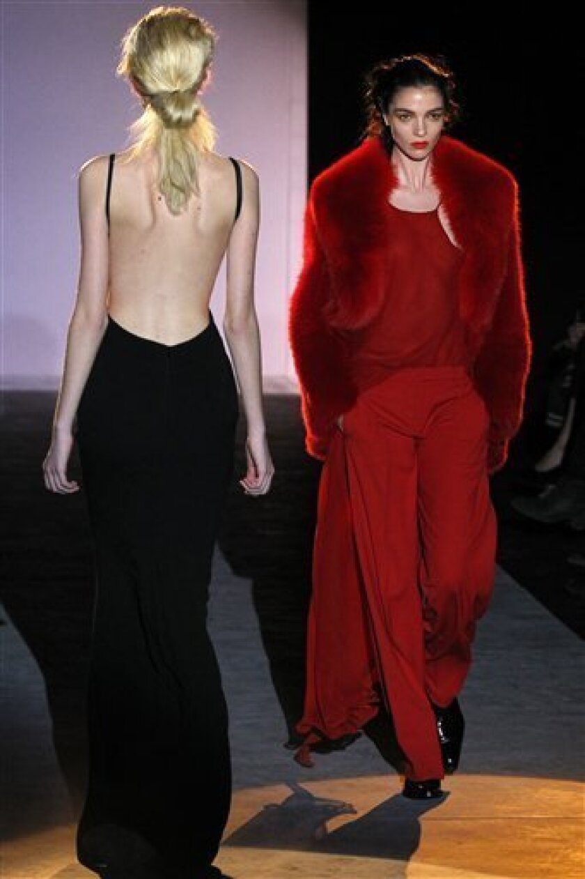Galliano Scandal Overshadows Paris Fashion Week The San Diego Union Tribune