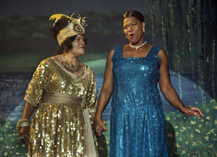 Review: HBO's 'Bessie' offers a lesson in show biz and the blues