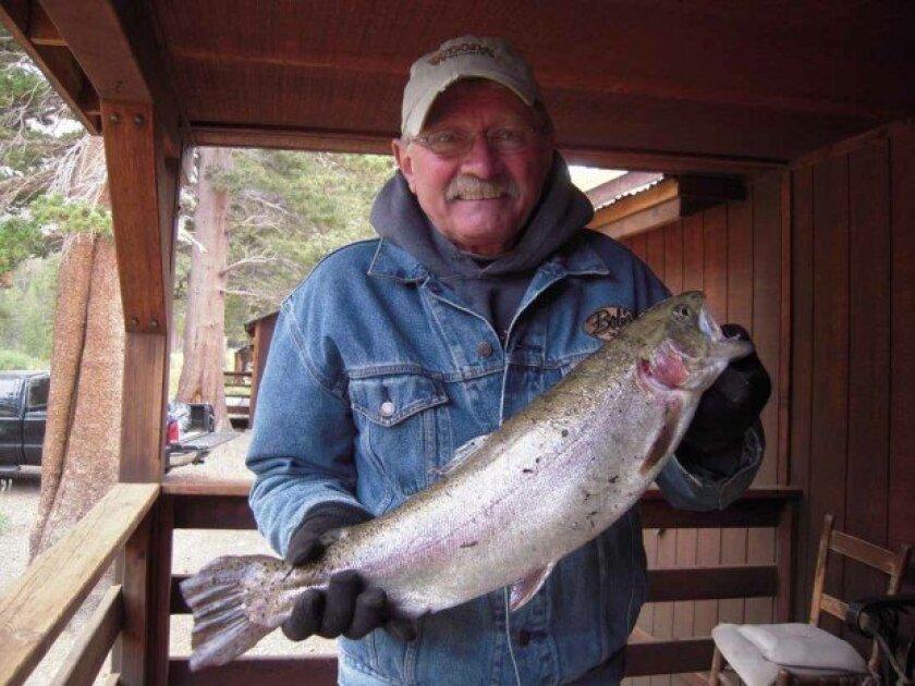 COWAN: Fishing license no longer required at Dixon Lake - The San