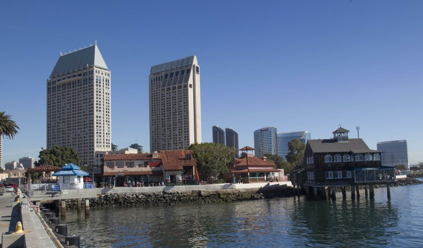 San Diego remains a top destination for out-of-town visitors but tourism officials still need to spend millions of dollars to compete with the city's West coast rivals.