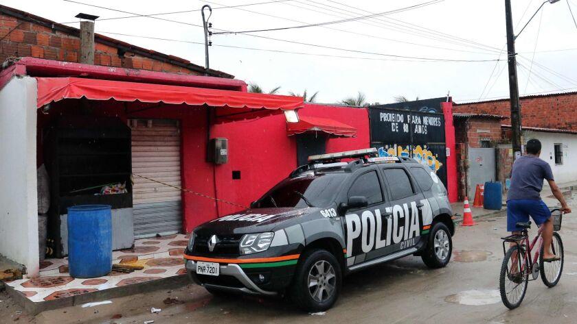 BRAZIL-CRIME-SHOOTING