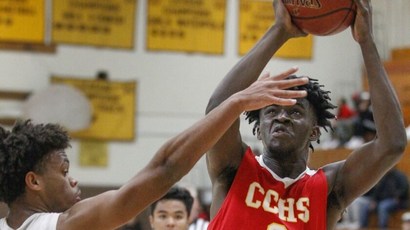 Cathedral Catholic junior Obinna Anyanwu was involved in an auto accident late Saturday night or early Sunday morning after the Dons had won the Open Division title earlier in the evening.