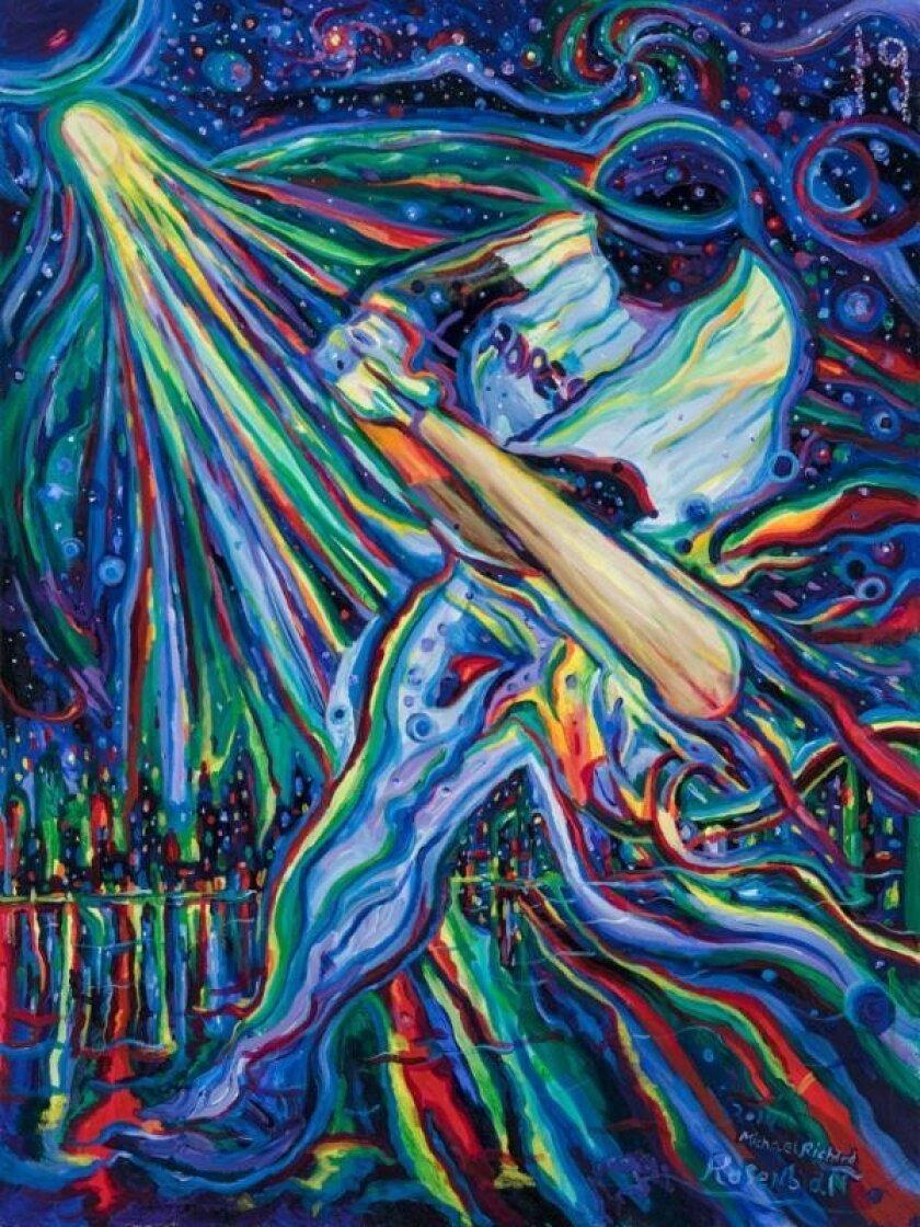 Art of Michael Richard Rosenblatt