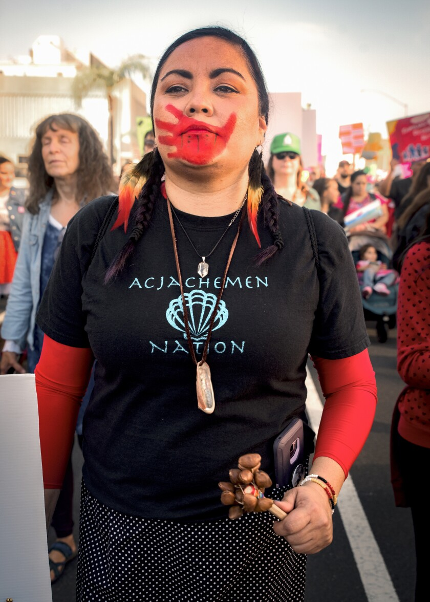 Indigenous Women Rise Up!