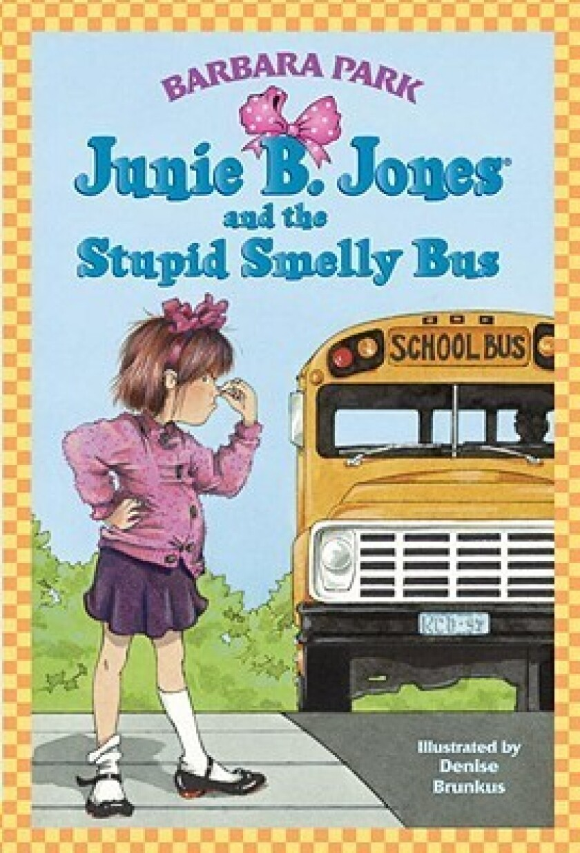 Barbara Park, author of the popular Junie B. Jones series, has died.