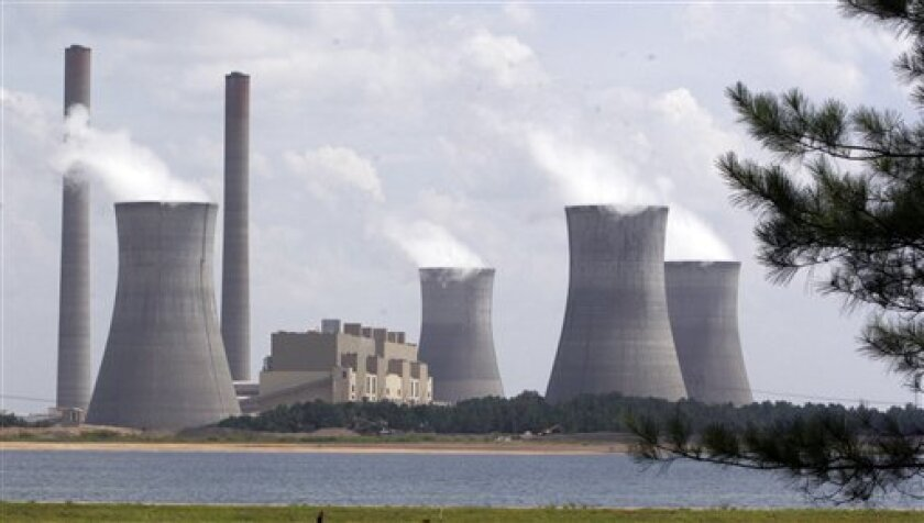 The Scherer Power Plant is a coal-fired power plant in Juliette, Georgia. The plant, owned by Atlanta-based Southern Co., reported releasing more than 22 million metric tons of carbon dioxide, the chief greenhouse gas, in 2011.