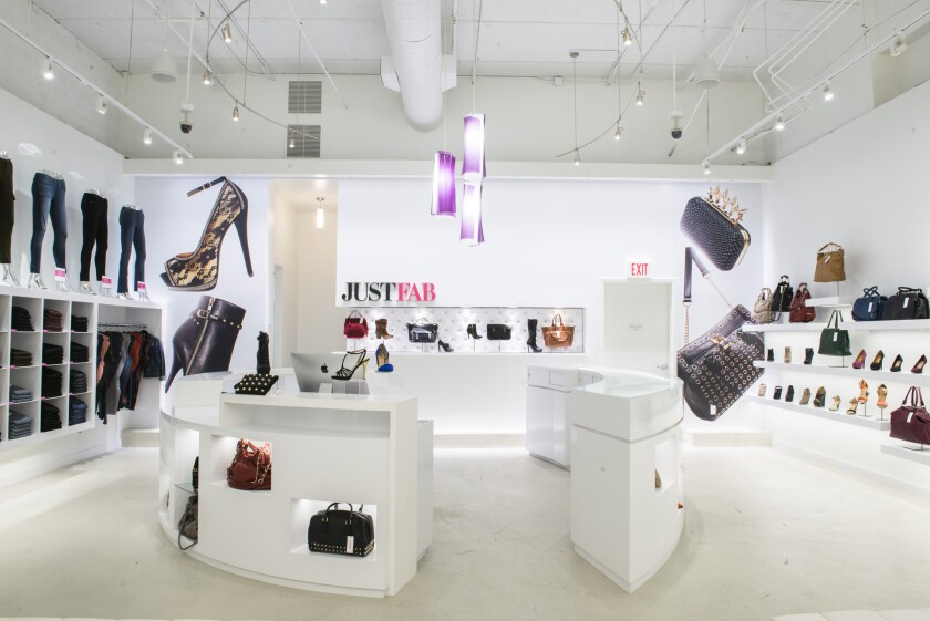 JustFab flagship to open at Glendale Galleria