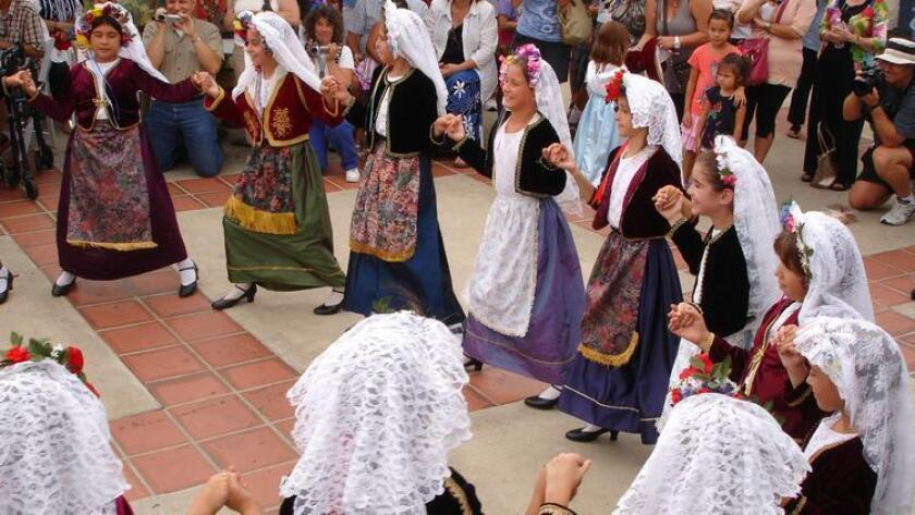 The 39th annual Cardiff Greek Festival is coming Sept. 9-10 to Saints Constantine and Helen Greek Orthodox Church in Cardiff. (Courtesy photo)