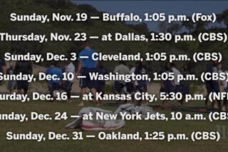 Charger's schedule for 2017