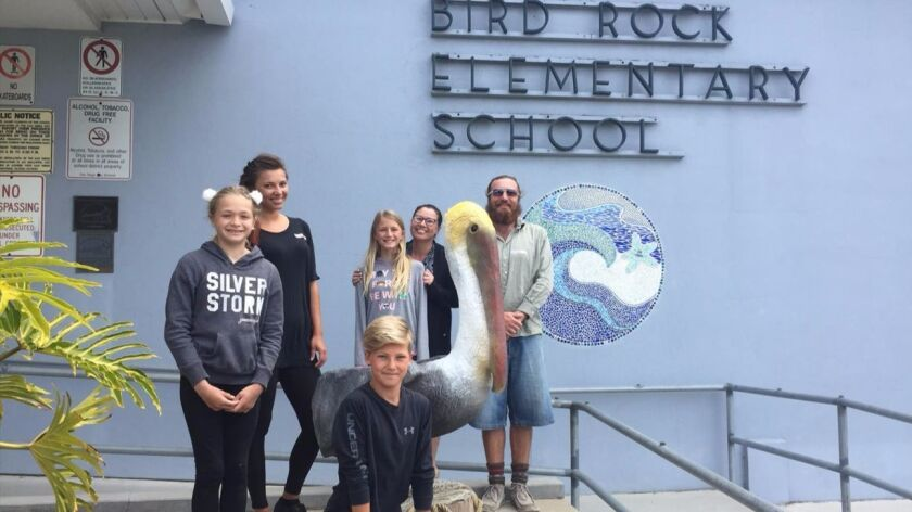 La Jolla library to offer old book appraisals, Bird Rock Elementary