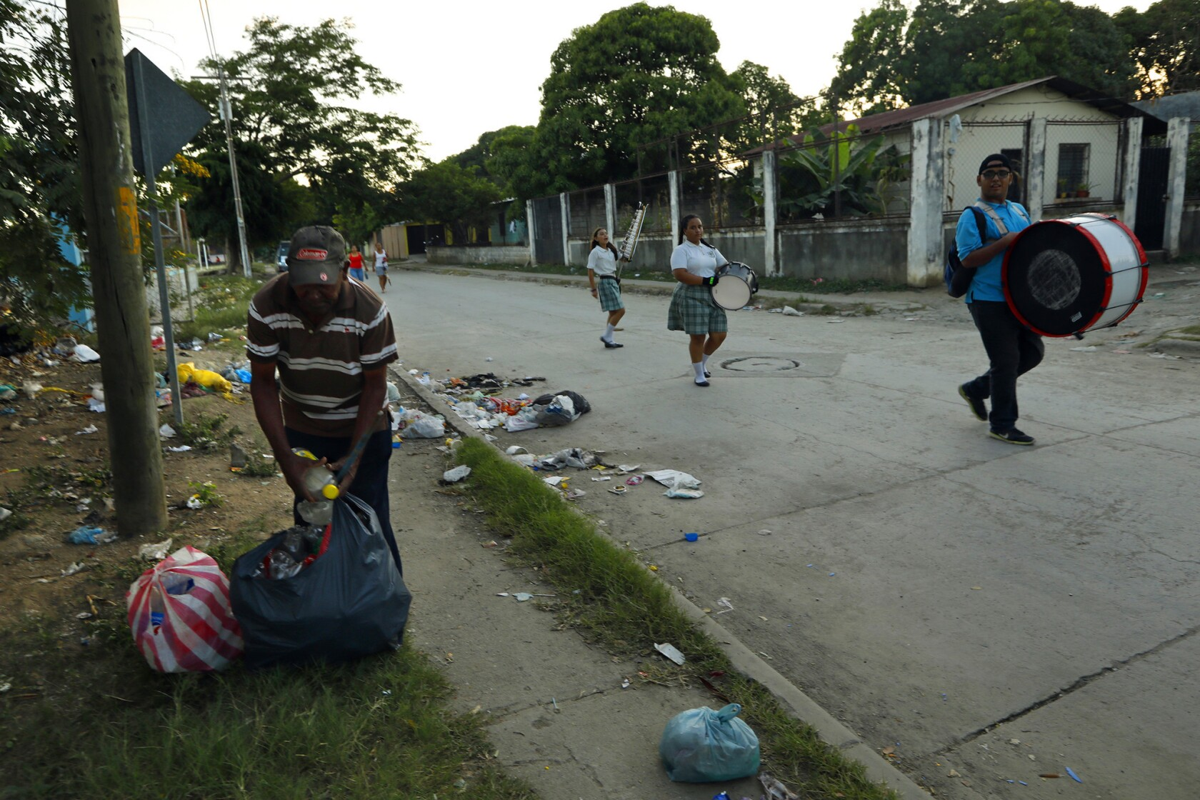 Homicides have fallen dramatically in Honduras  So why are