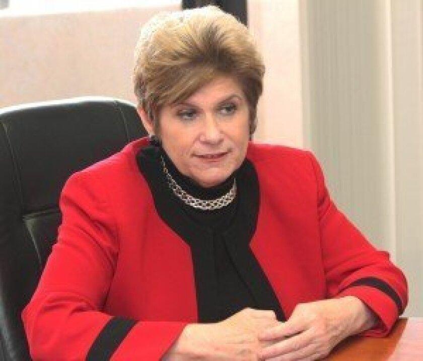 Incumbent San Diego County District Attorney Bonnie Dumanis. File
