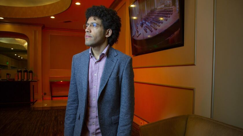 Rafael Payare is the Music Director Designate for the San Diego Symphony.