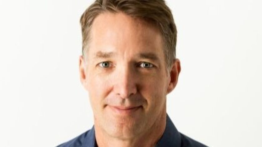 Author James Fell.
