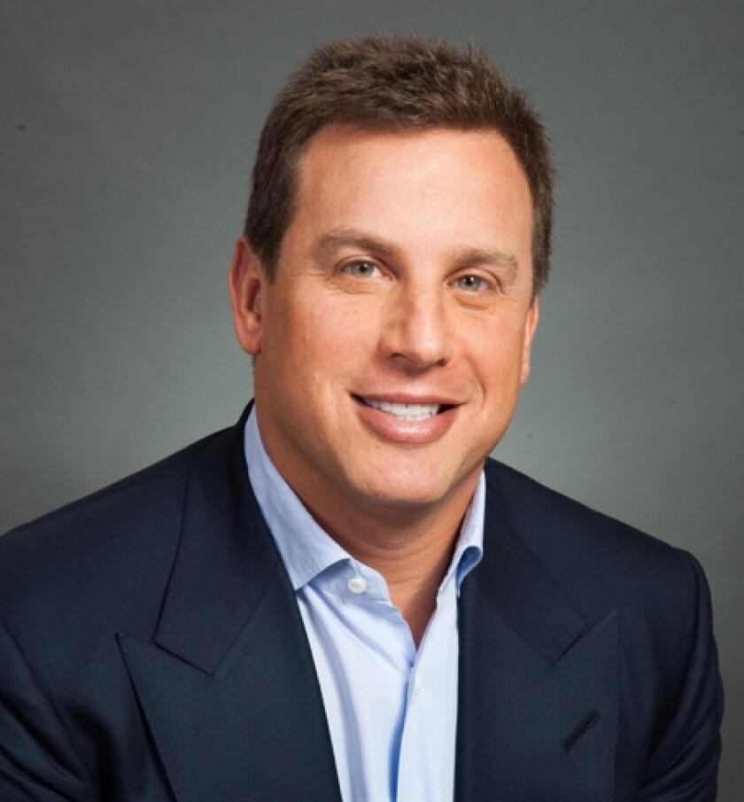 Jeffrey Hirsch, newly named CEO Starz