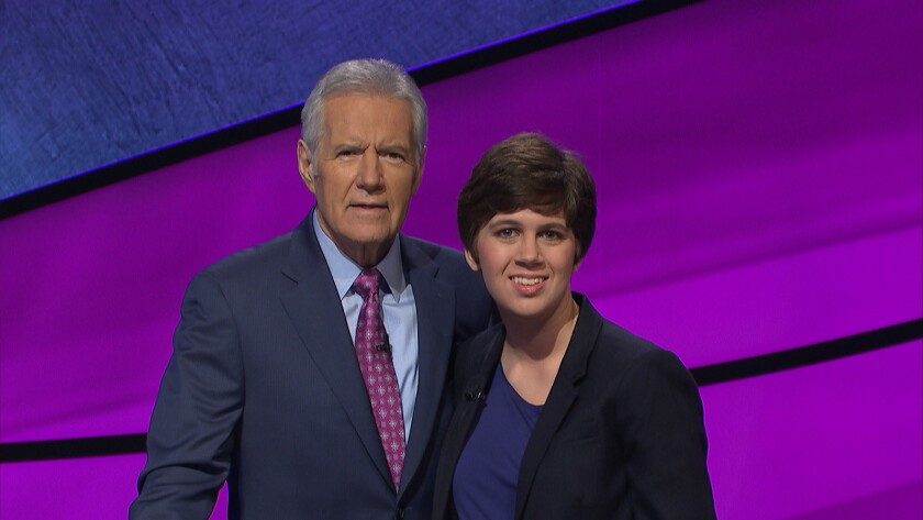 Meet Emma Boettcher, the University of Chicago librarian who gave James Holzhauer a run for his money on today's 'Jeopardy!'