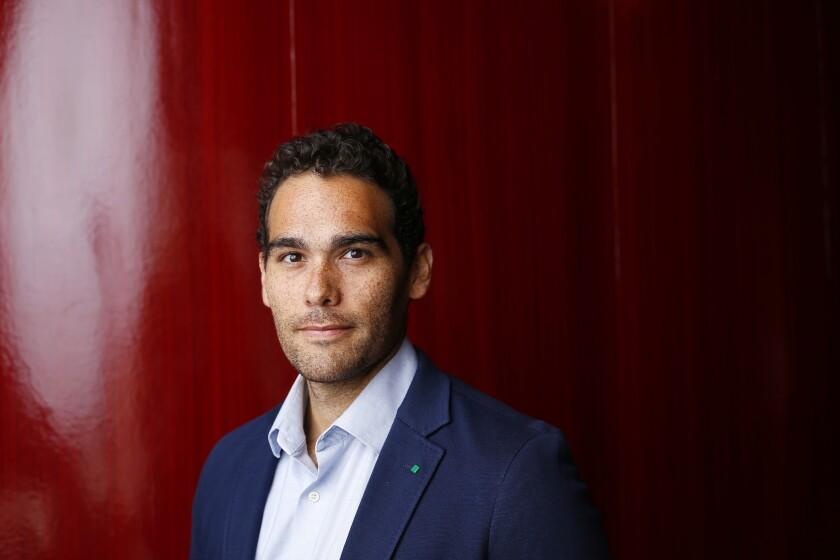 Dominic Domingo is the artistic advisor for San Diego Opera.