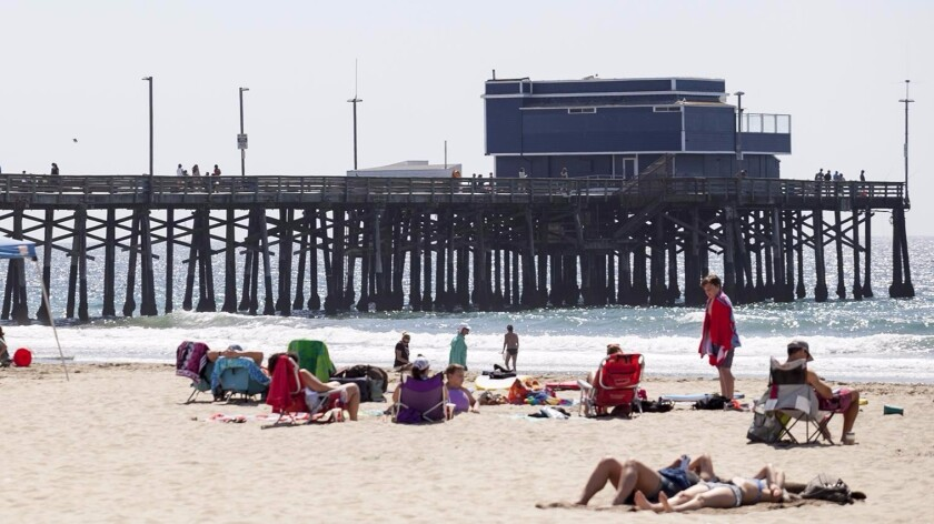 A small fire on the Newport Pier brought a reminder of the possible challenges of fighting a major fire.
