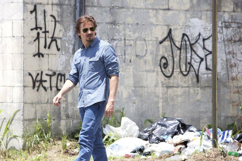 "Jeremy Renner as reporter Gary Webb in ""Kill the Messenger."""