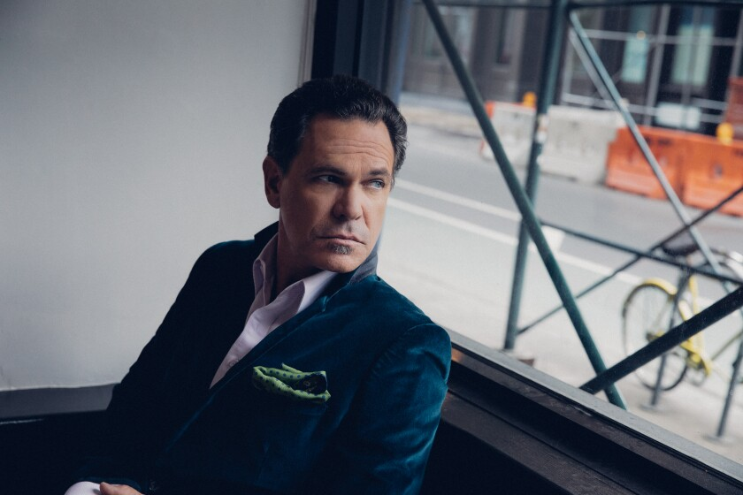 """The task at hand is to deliver the emotional content,"" says acclaimed singer Kurt Elling. ""That means your brain is functioning in a different way than when you're rehearsing."""