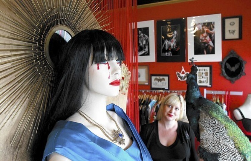 Laguna vintage store offers oddities for the holidays