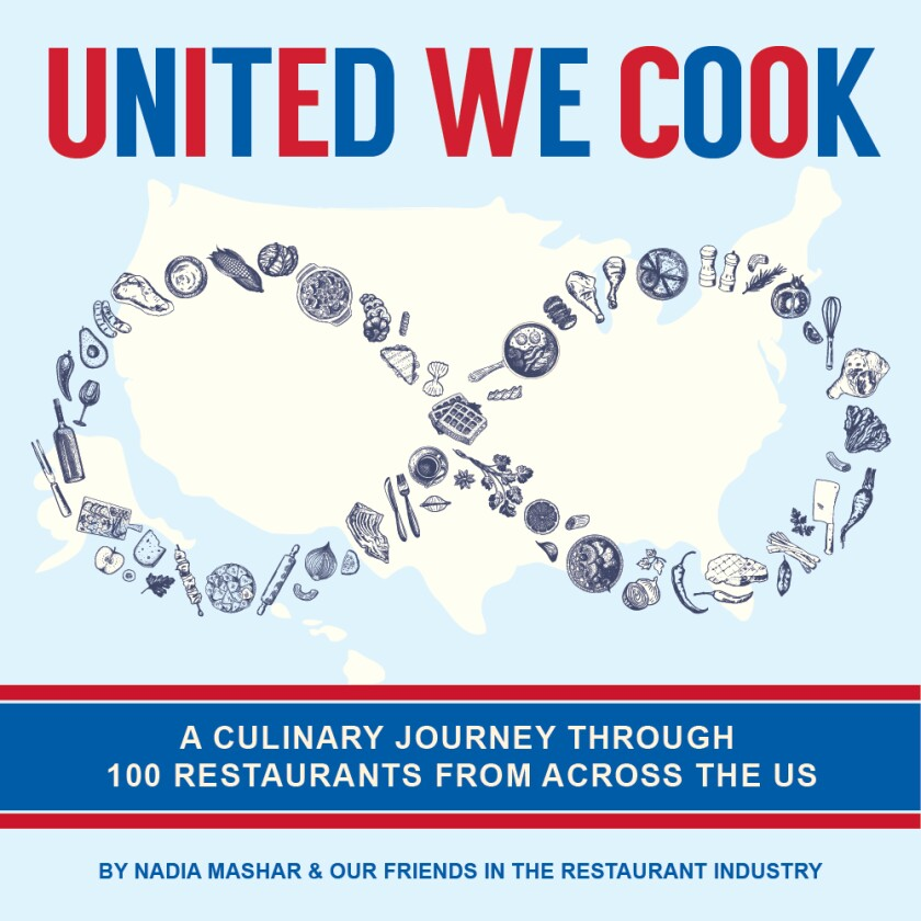 """United We Cook"" includes La Jolla restaurant Nine-Ten in its collection of recipes."