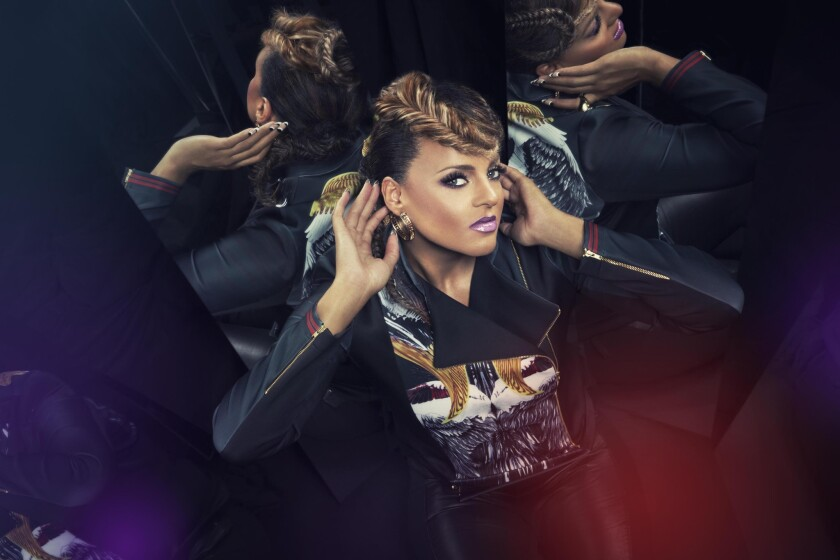 """Singer-songwriter Marsha Ambrosius had already crafted tracks for Michael Jackson, Alicia Keys and Jamie Foxx before she broke out with her solo debut, 2011's """"Late Nights & Early Mornings."""""""