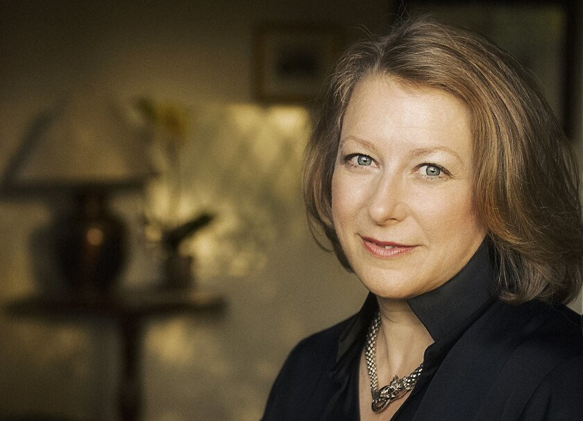 Deborah Harkness goes deep with vampires and witches in 'Time's