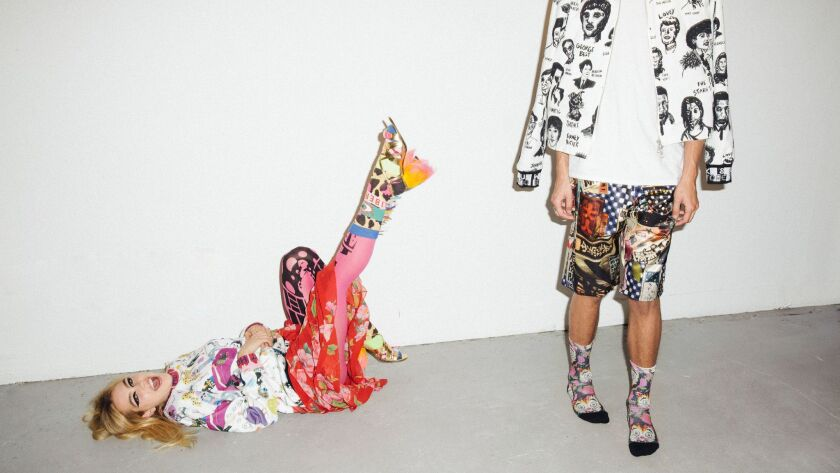 7a38869b992b4 Socks with Mohawks? SoCal brands Stance and Libertine pair up to put their  best feet forward