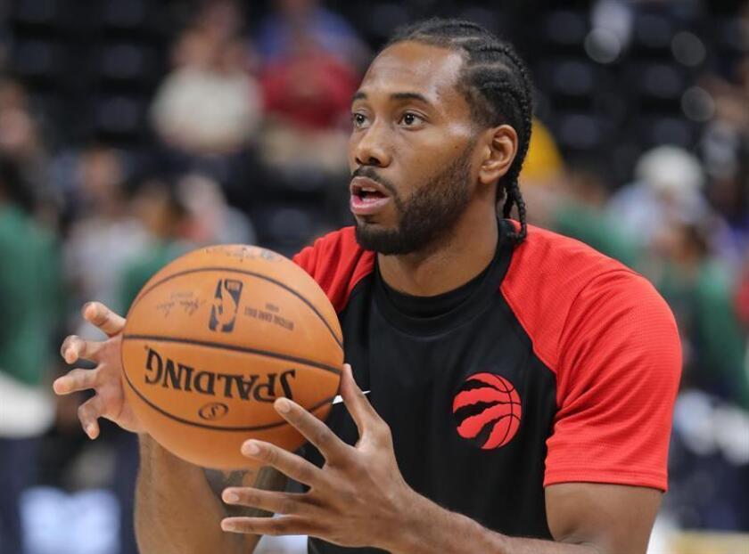 104-106. Leonard anota 30 en victoria de los líderes Raptors