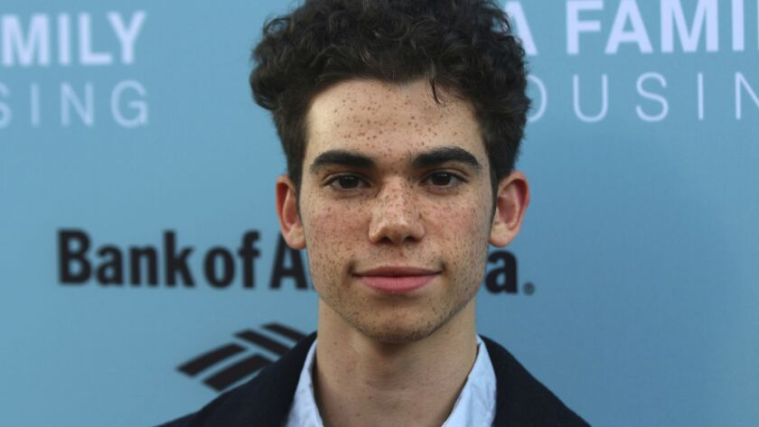 Disney Channel actor Cameron Boyce died unexpectedly.