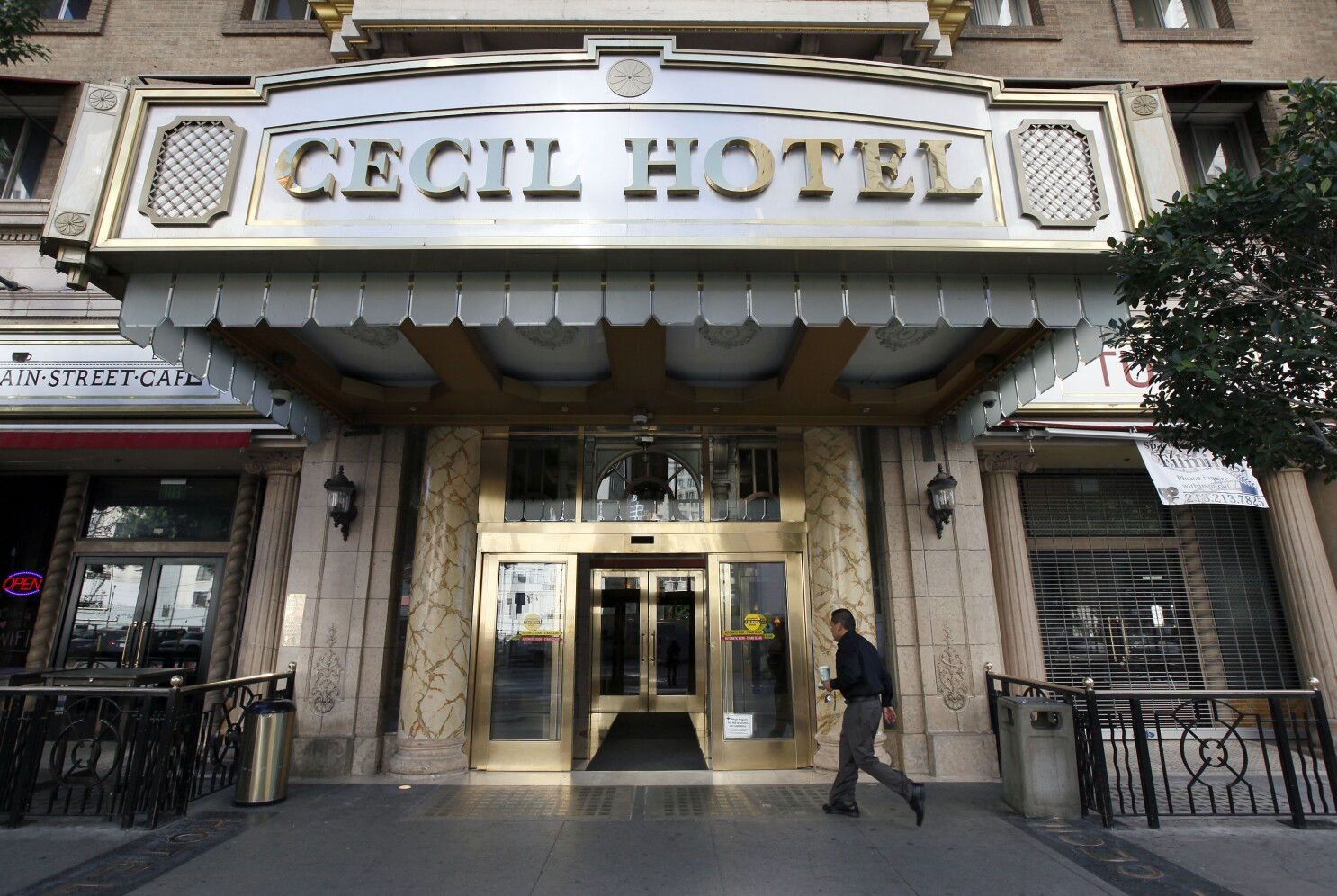 What happened at L.A.'s Cecil Hotel? Netflix is on the case - Los Angeles Times