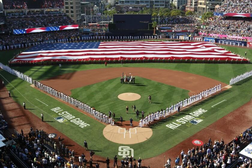 De las cinco principales ligas profesionales de Estados Unidos, San Diego solo cuenta con los Padres en MLB.