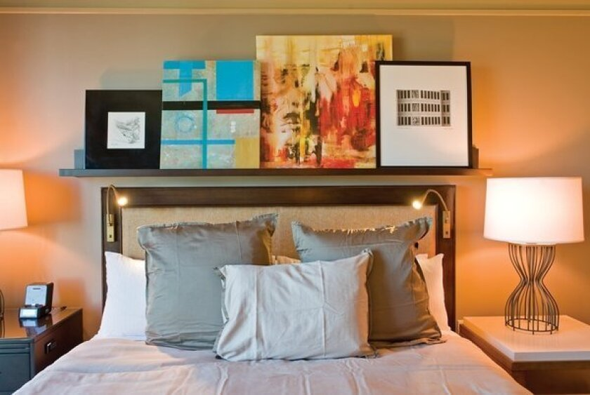 The recently opened Omni Dallas hotel features more than 6,500 original pieces of art from 150 local artists in its guest rooms and public spaces.