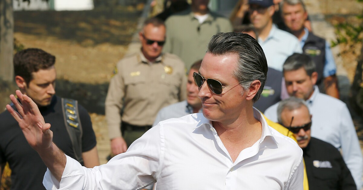 Has any California governor dealt with more disasters at once than Gavin Newsom? Not likely