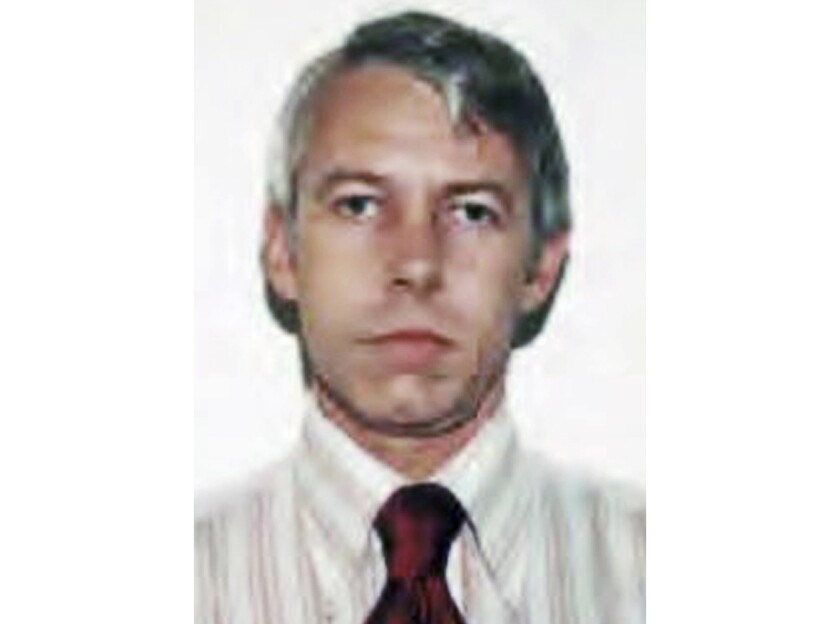 "FILE – This undated file photo shows a photo of Dr. Richard Strauss, an Ohio State University team doctor who was accused of sexual abuse by former athletes. Some of the men suing Ohio State over decades-old sexual abuse by the late team doctor are asking a judge to let the litigation resume after months of mediation haven't yielded a settlement. Lawyers for nearly half of the roughly 350 accusers who have sued wrote to U.S. District Judge Michael Watson on Monday, Feb. 24, 2020, arguing that the university has ""refused to engage in productive settlement talks"" and hasn't participated in good faith. (Ohio State University via AP, File)"