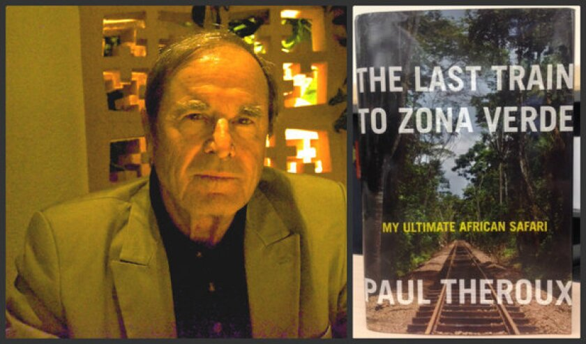 """Author Paul Theroux returns to Africa in his latest book, """"The Last Train to Zona Verde."""""""