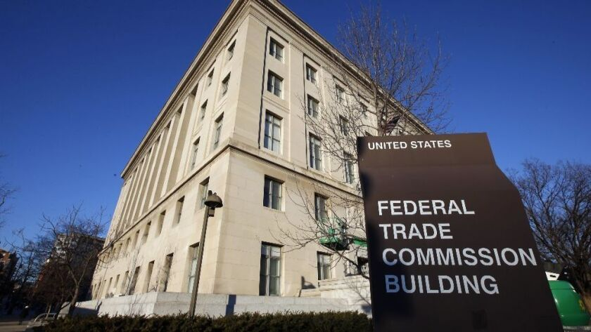 This top FTC official is so conflicted, he has to leave the