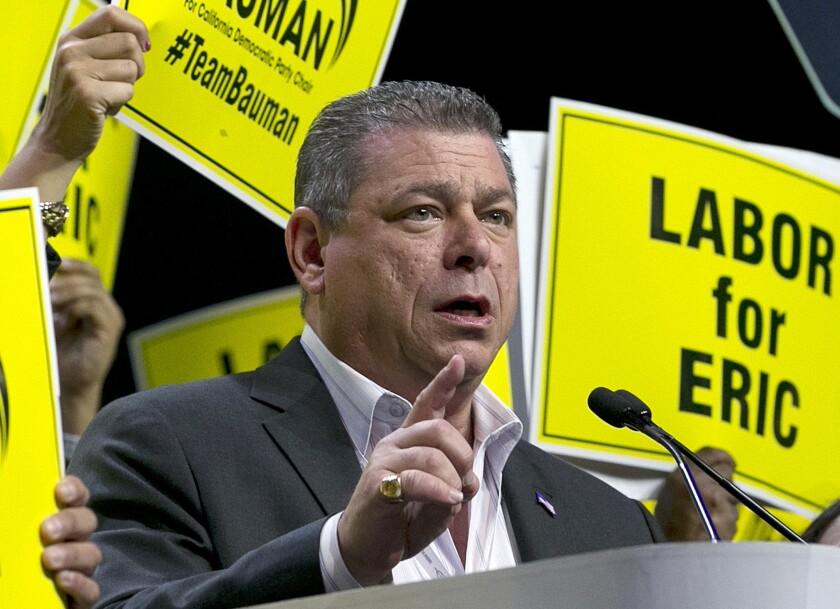 California Democratic Party Sexual Misconduct