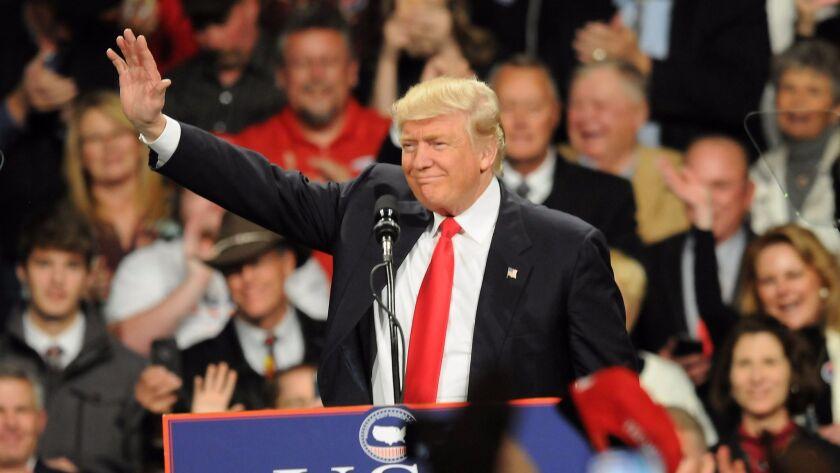 Donald Trump Victory Tour Rally