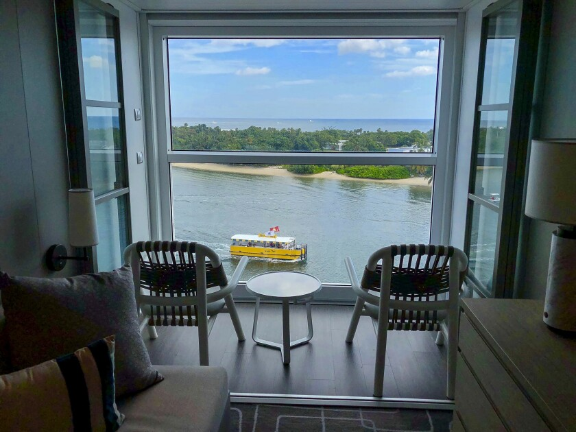 An in-depth look at the luxury cruise ship Celebrity Edge