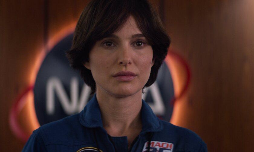 """Natalie Portman in """"Lucy in the Sky."""""""