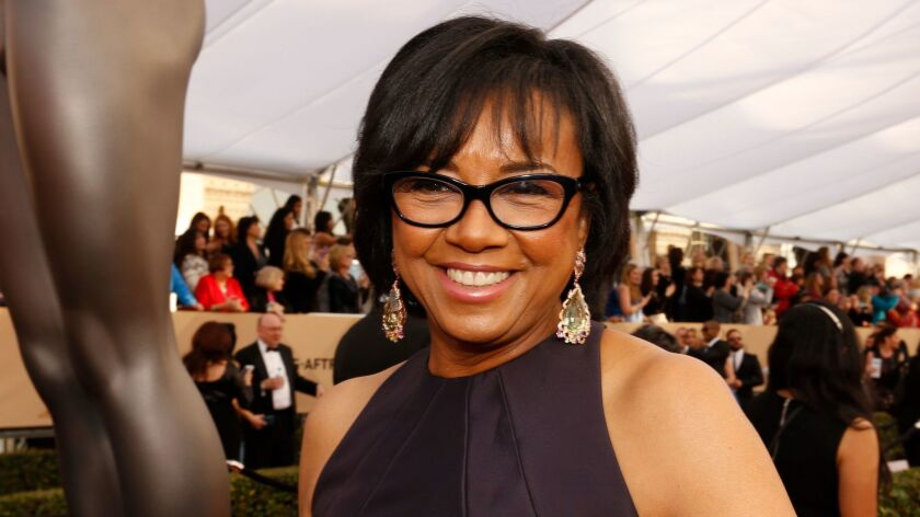 """Cheryl Boone Isaacs on the acting nominee controversy: """"""""I had certainly felt that we were going to have more inclusion than we did."""""""