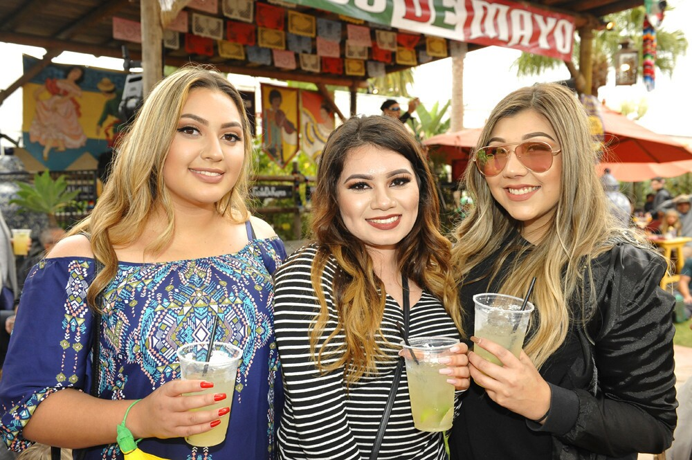 Cinco de Mayo celebrations were in full-force with live music, a folklorico competition and plenty of margaritas at the Fiesta de Reyes Cinco de Mayo party on Saturday, May 6, 2017.